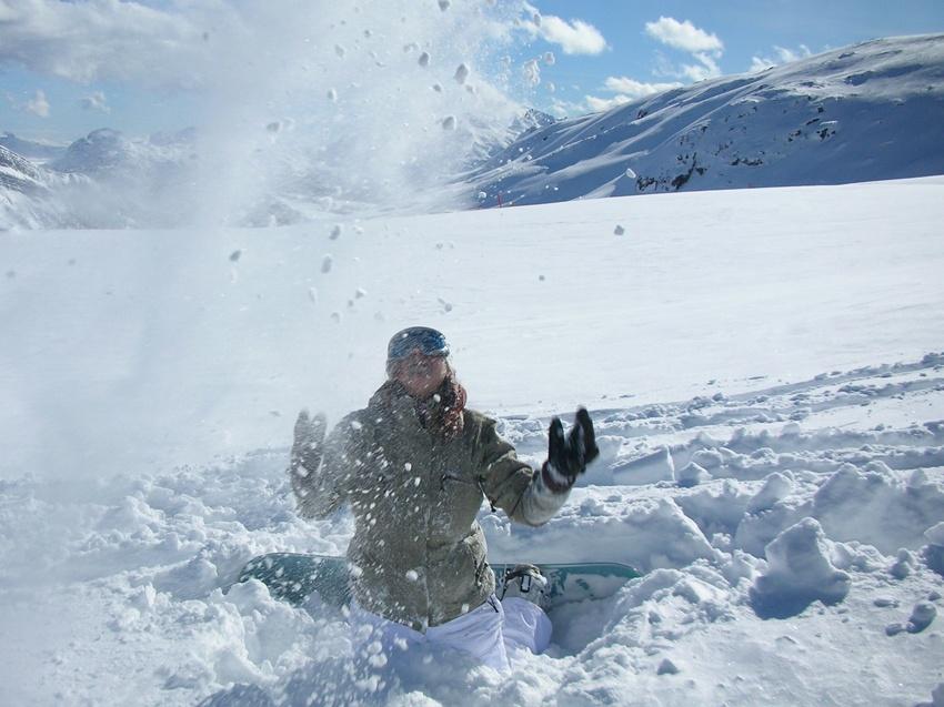 Zimowe szleństwo :)