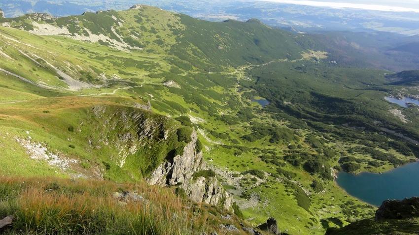 Okolice przełęczy Liliowe